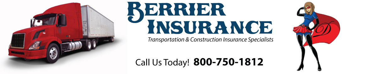 California Trucking & Contractors Insurance | Berrier Insurance Logo